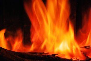Flamme skæring